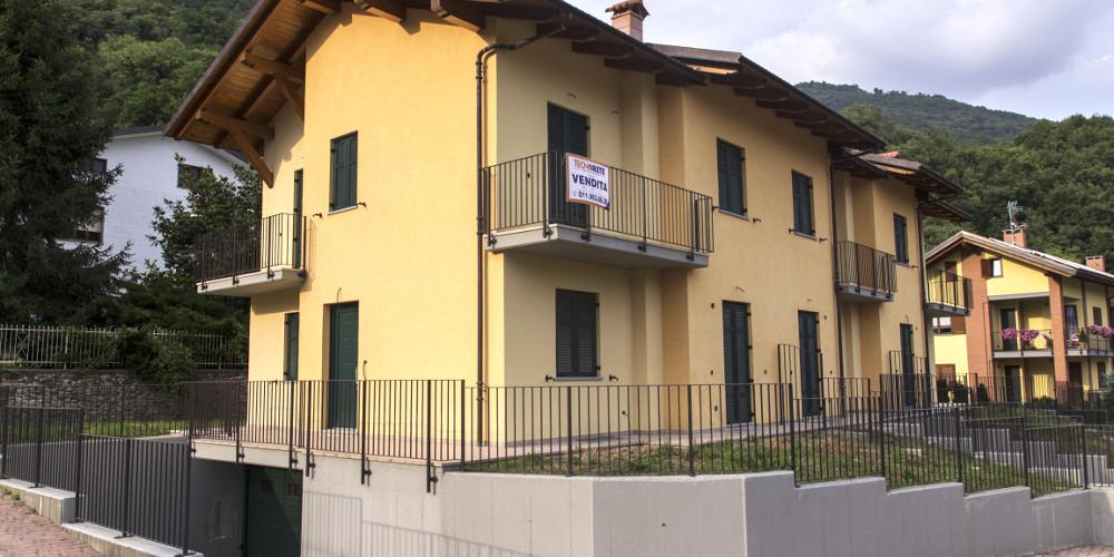 Nuova costruzione a novaretto to gio va ni costruzioni - Costo allacciamenti casa nuova costruzione ...