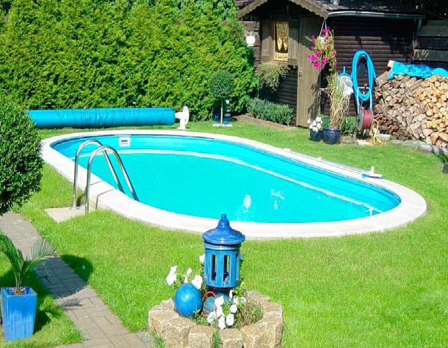Costruzione di una piscina gio va ni costruzioni - Realizzare una piscina ...