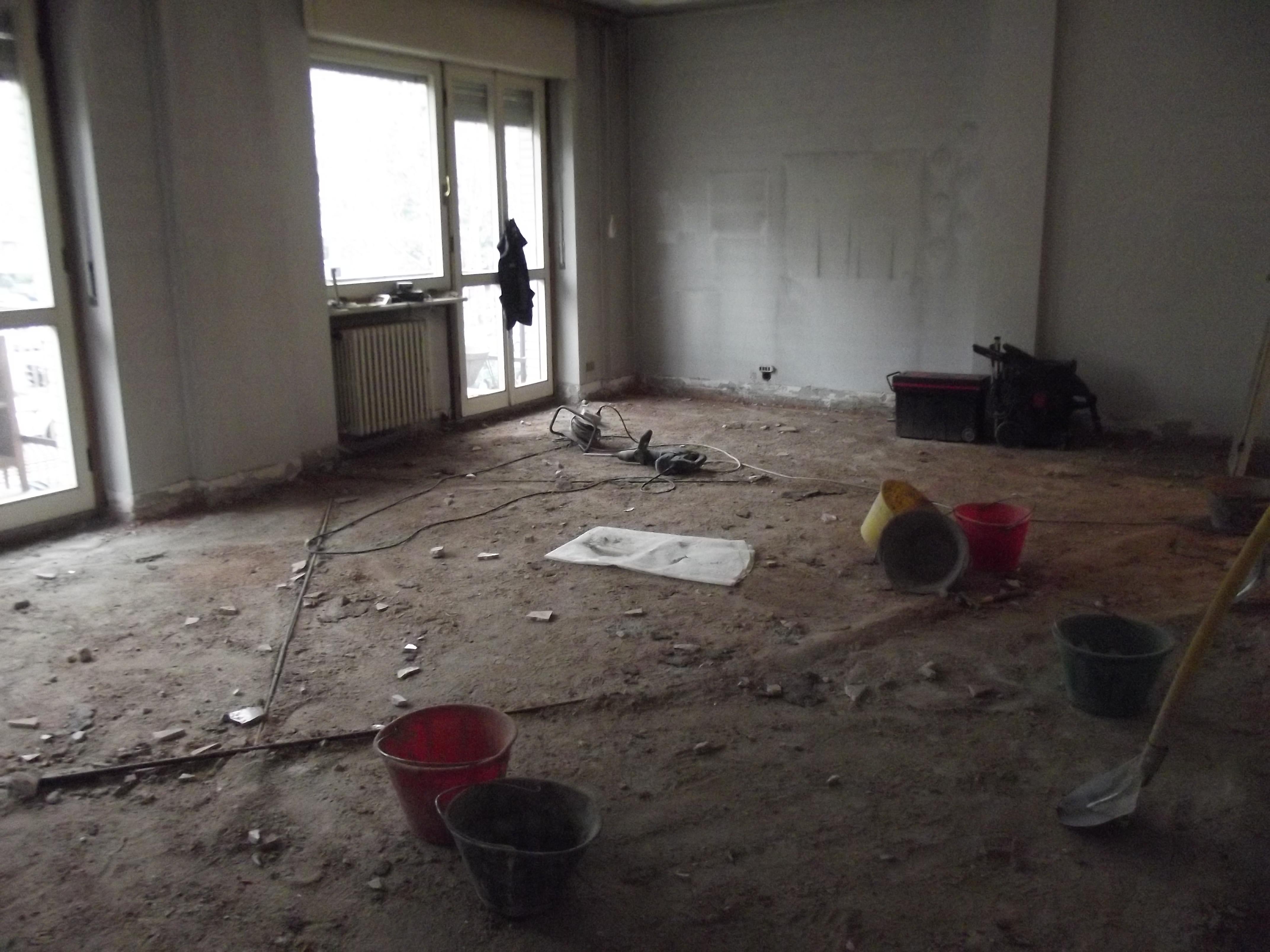 Ristrutturazione appartamento a Torino - GIO.VA.NI Costruzioni